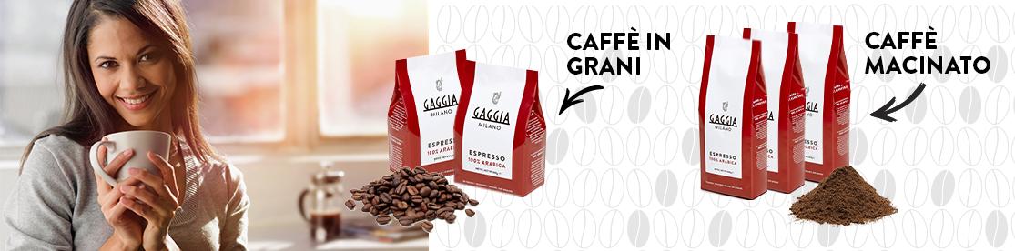 Nuova Linea di caffè Gaggia