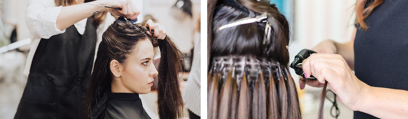 Infoltire ed allungare i capelli